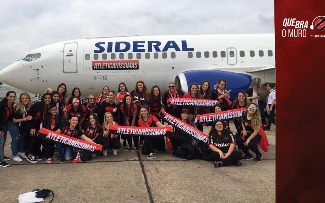Loucuras do Futebol: Fretamos um Avião